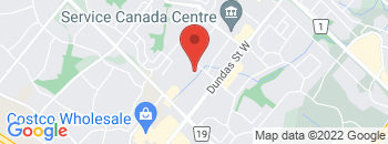 Google Map of 3090+Woodchester+Driver%2CMississauga%2COntario+L5L+1W9
